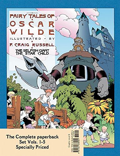 Fairy Tales Of Oscar Wilde: The Complete Paperback Set 1-5 por Oscar Wilde