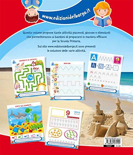 scaricare ebook gratis Gioca e impara prima della scuola. Giochi, grafismi, lettere, numeri PDF Epub