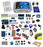 #9: Quad Store(TM) - Ultimate Arduino Kit with UNO R3 (Professional Kit)
