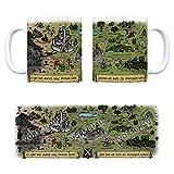 Eningen unter Achalm Fantasy Kaffeebecher - eine Tasse als Geschenk zum Geburtstag für alle die Rollenspiele lieben!