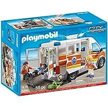 Playmobil ambulance - Playmobil samu ...
