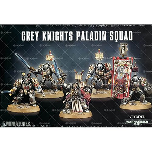 Terminatoren der Grey Knights Grey Knight