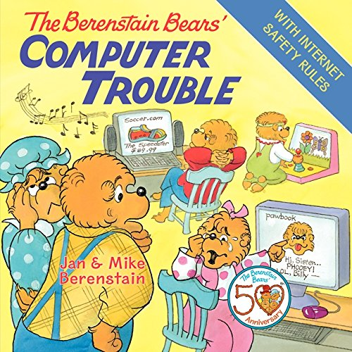 The Berenstain Bears' Computer Trouble por Jan Berenstain