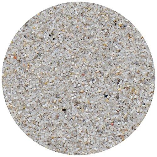 Ingbertson 25kg Quarzsand 0,4-0,8mm Sand für Sandfilteranlage - 3
