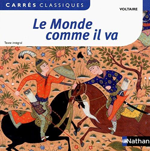 Le Monde comme il va par Voltaire