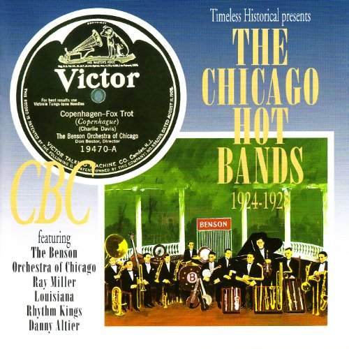 The Chicago Hot Bands 1924-1928