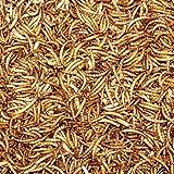 Mehlwürmer getrocknet 1 kg Beutel Premiumqualität