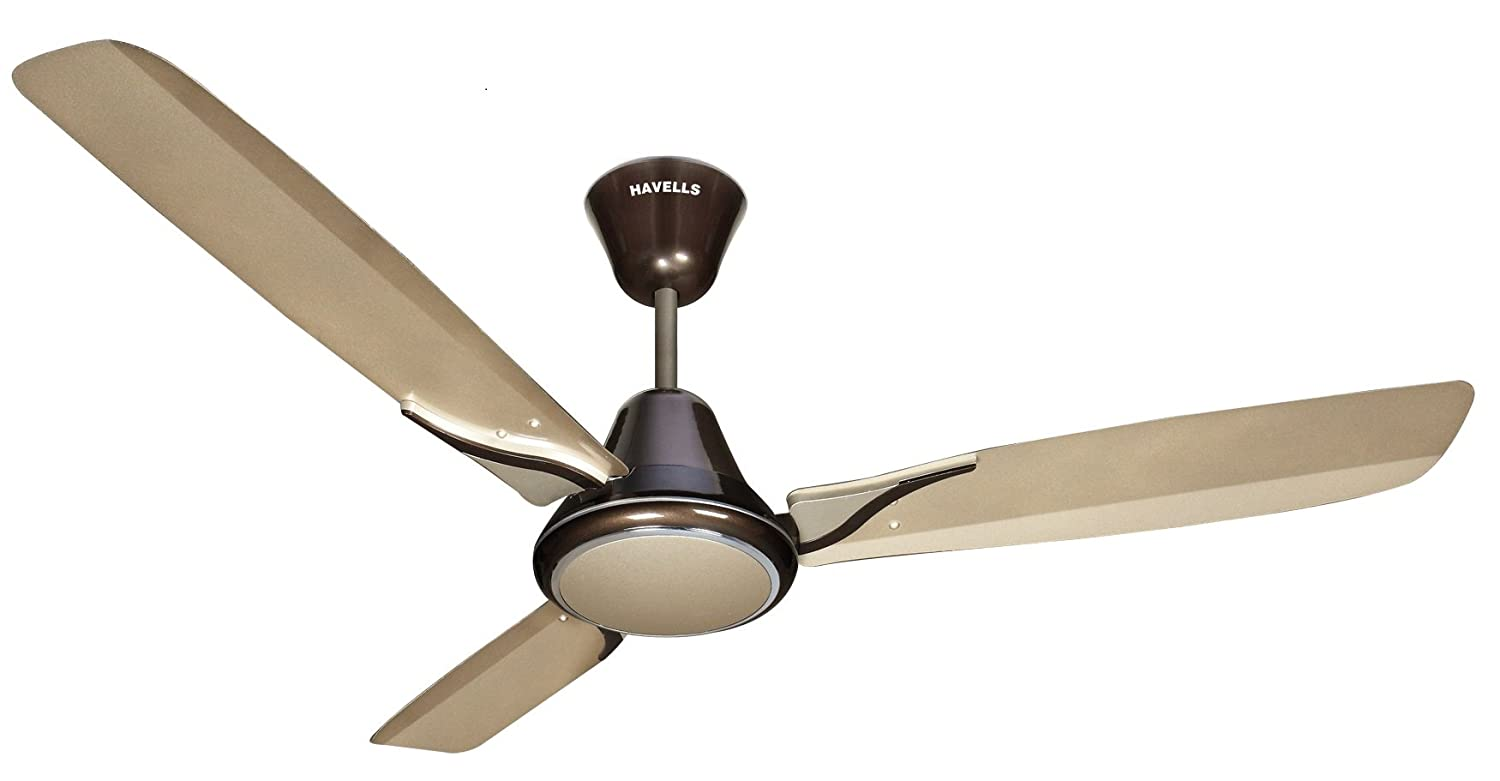 Buy havells spartz 1200mm decorative ceiling fan gold mist brown buy havells spartz 1200mm decorative ceiling fan gold mist brown online at low prices in india amazon aloadofball Image collections