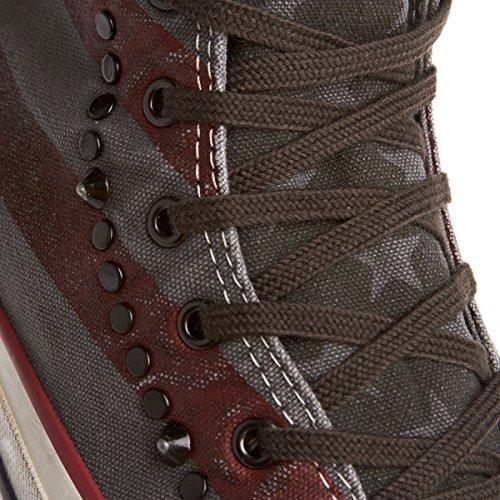 Converse  Ct Prem Wash Hi,  Damen Sneaker Grau