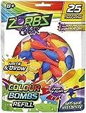 United Colors of Benetton Zorbz Color Nachfüllpack Wasserbomben mit Farbe 25 Stück