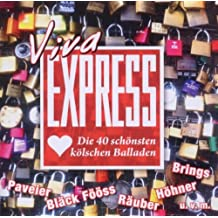 Viva Express - Die 40 schönsten kölschen Balladen