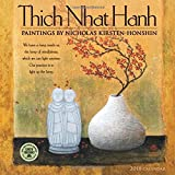 Thich Nhat Hanh 2018 Calendar: Paintings