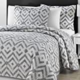 Best Sets Croscill Couette - Zaria 3 pièces en duvet Alternative/couvre-lit de couette, Polyester Review