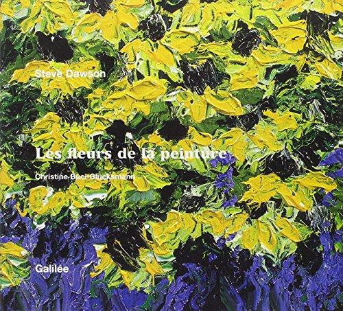 Les fleurs de la peinture