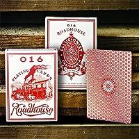 Mazzo di carte Roadhouse - Mazzi di carte da gioco - Giochi di Prestigio e magia