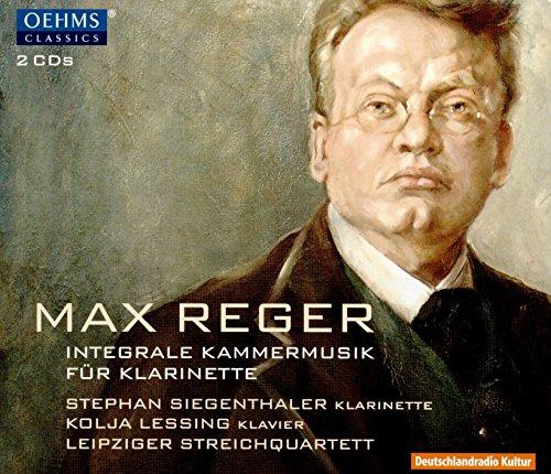 Integrale Kammermusik Fr Klarinette