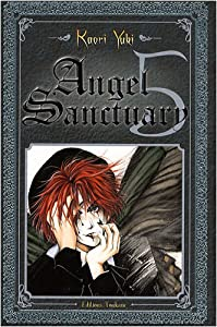 Angel Sanctuary Edition deluxe Tome 5