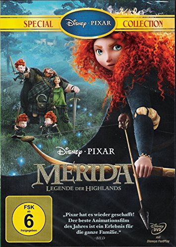 Merida - Legende der Highlands -