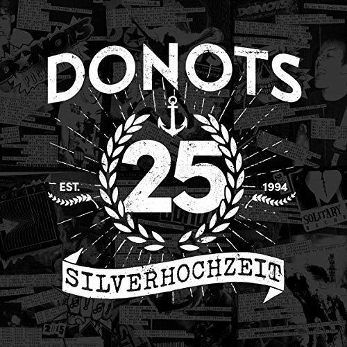 Silverhochzeit (transparentes 180gr Doppel-Vinyl im Triple Gatefold, limitiert, nummeriert und signiert) [Vinyl LP]