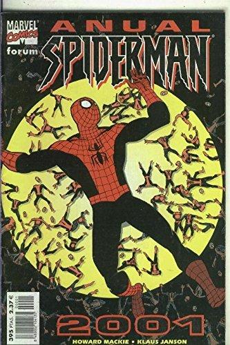 Especial Spiderman: Anual 2001: viejos conocidos