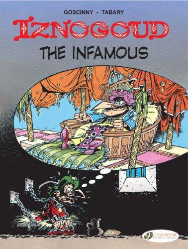 Iznogoud - tome 7 The Infamous (07) par Tabary