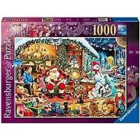Ravensburger Let's Visit Santa! Limited Edition 2018 1000pc Jigsaw Puzzle