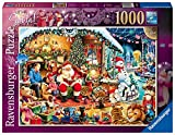 Ravensburger UK 15354 Let 's Besuchen Santa Limited Edition 2018 Puzzle