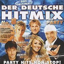 Der Deutsche Hitmix-die Party No.8