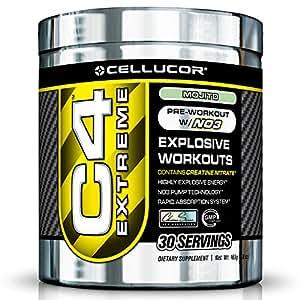 Cellucor C4 Extreme Pre-Workout - 30 Serving (Mojito)