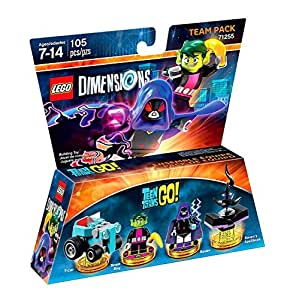 Lego Dimensions Team Pack Teen Titans Go!