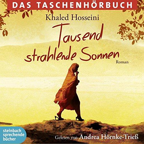 Tausend strahlende Sonnen: Das Taschenhörbuch. 8 CDs