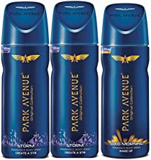 Park Avenue Body Deo - 2 Storm + Good Morning Free Buy 2 Get 1 Free