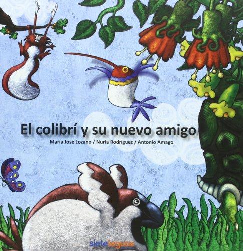 Colibri y su nuevo amigo, el