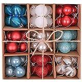 Victor's Workshop 54 Piezas Bolas de Navidad Decoracion Arbol Navidad,...