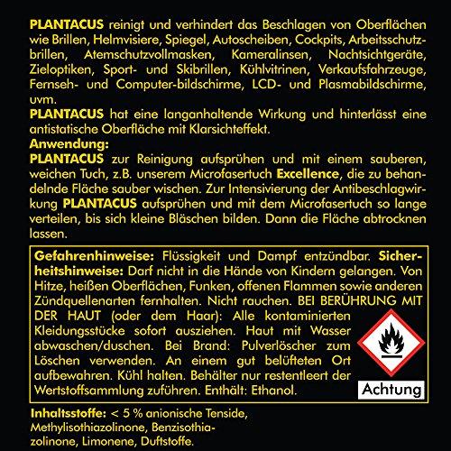 Vetro-Specchio-Set-7344--2-X-300-ML-plantacus-anti-appannamento-Medio-Detergente-per-vetri-con-anti-appannamento2-X-250-ML-Fleet-Magic-Disco-di-tenuta1-X-300-ML-in-vetro-poli-Politur--Abacus