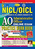 NICL (AO) Online exam Practice Work Book-English - 1257