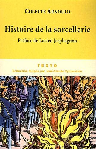 Histoire de la sorcellerie