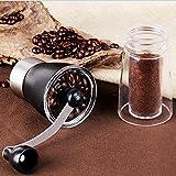 Banggood Slim Ceramic Burr Hand Crank Manual Coffee Grinder Bean Portable Mill New