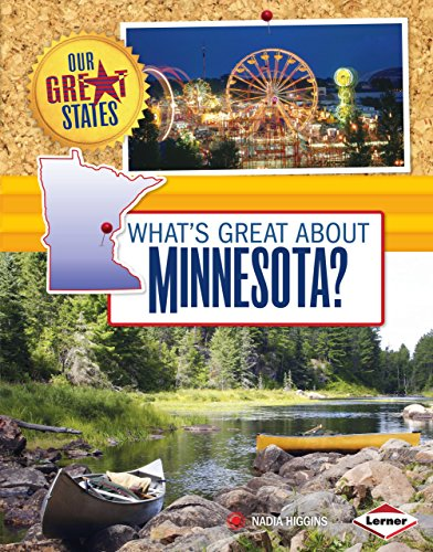 What's Great about Minnesota? (Our Great States) (English Edition)