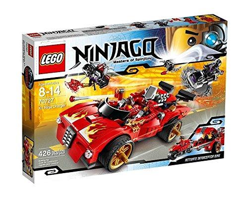 LEGO Ninjago-playthèmes - 70727 - Jeu De Construction - Le Ninja X-1