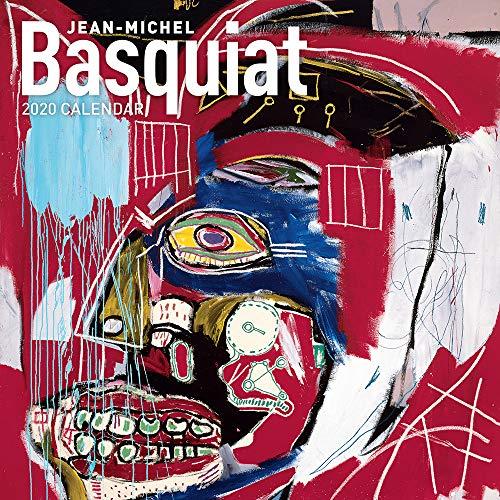 Jean-Michel Basquiat 2020 Wall Calendar - Jean Basquiat Kunst Michel