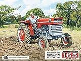 Massey - Ferguson 165 Tracteur. Rouge. Agriculteur d'occasion  Livré partout en Belgique