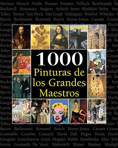 1000 Pinturas de los Grandes Maestros por Victoria Charles