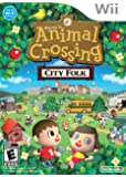 Animal Crossing: Let's Go To The City (Wii) [import anglais]