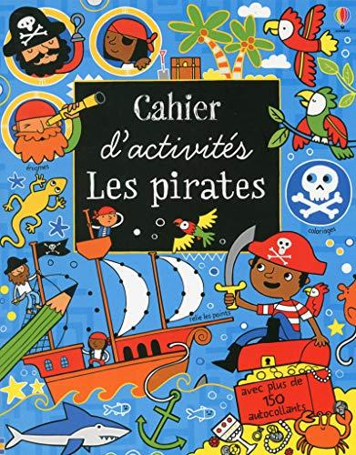 Cahier d'activités - Les pirates