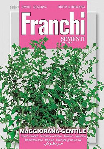 Franchi Sementi DBA88-1 Majoran Gentile (Majoransamen)