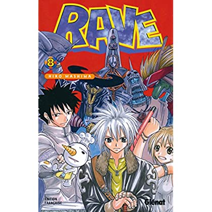 Rave - Tome 08