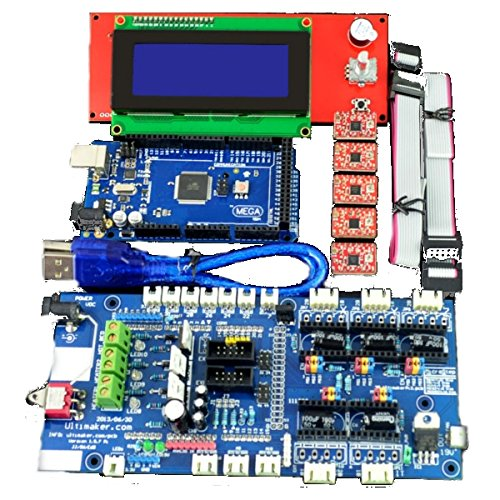 Fan-speed-control-panel (ILS - RAMPS 1.57 Control Board LCD 2004 Vorstand groß2560 R3 A4988 Driver Kit)