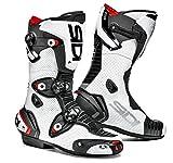 Sidi Mag-1 Air Motorcycle Boot, White/Black, Size 43
