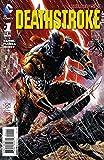 Deathstroke #1 ((DC Comics)) New 52 ((October 2014)) 1st Printing ((Regular Tony S Daniel Cover))